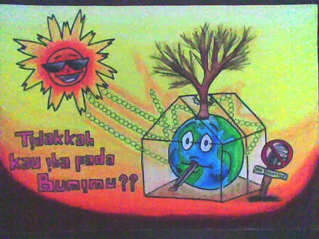 Inthan Rinas blog My Poster  Global Warming Part 1