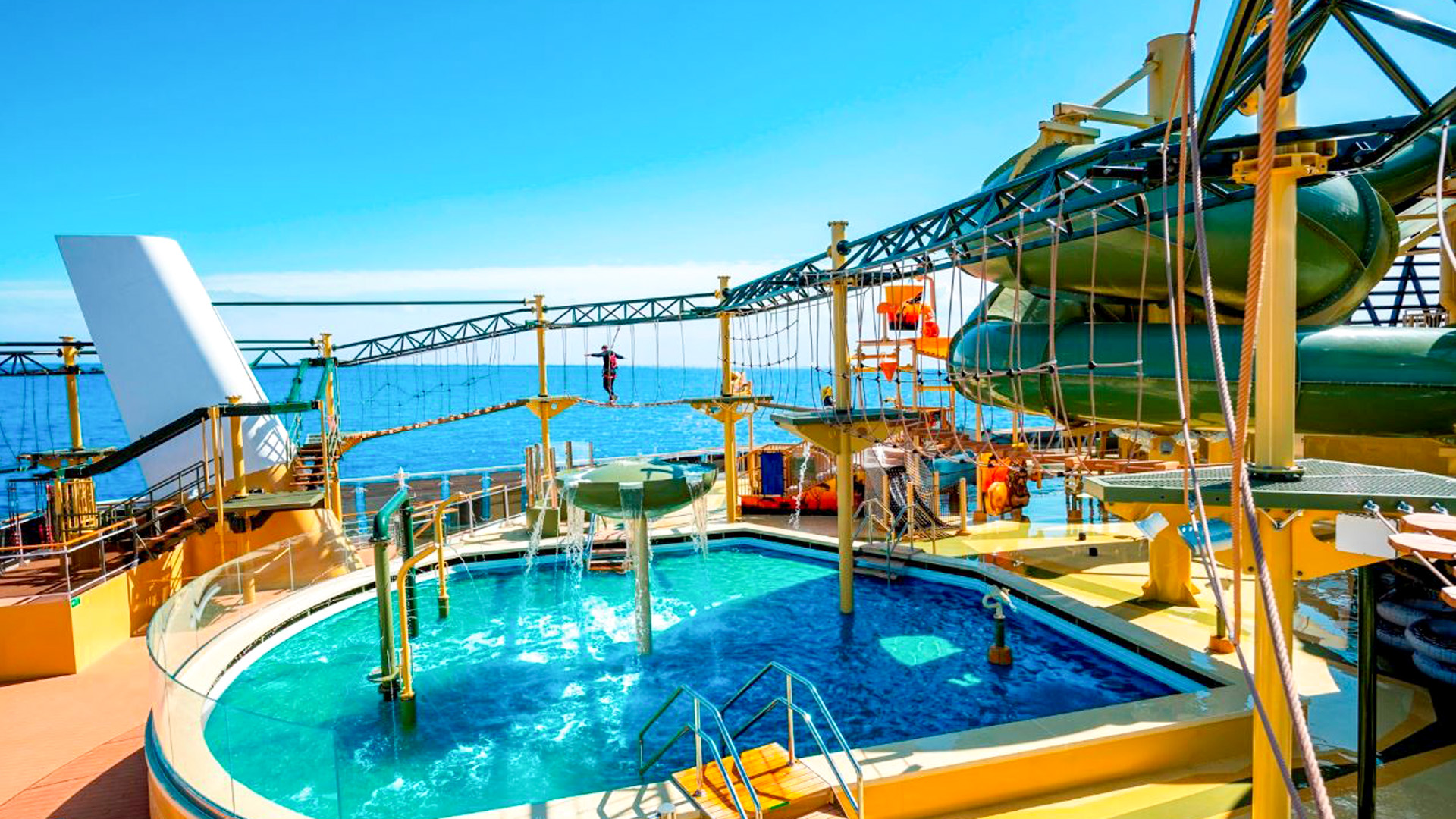 ميناء راشد في دبي Dubai يستعد لاستضافة مراسم إطلاق أحدث سفن أسطول إم إس سي كروزس