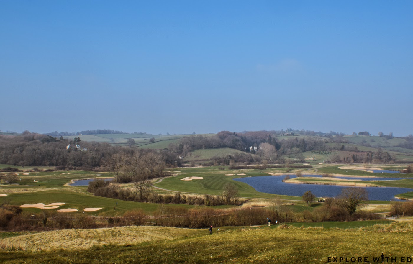 Hunter Lodges Golf Break, Celtic Manor Resort