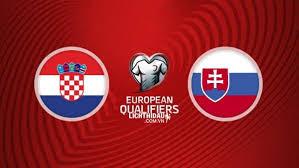 مشاهدة مباراة كرواتيا وسلوفاكيا