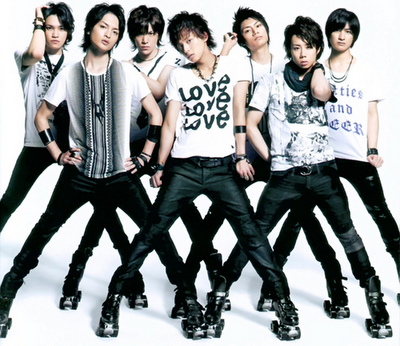 Tyana's Blog: Kis-My-Ft2 ~Japanese Boy Band~