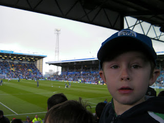 portsmouth football ground milton end