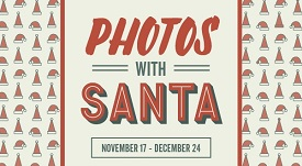 Photos with Santa Orange Beach Alabama