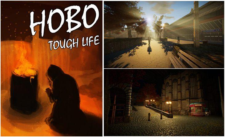 تحميل لعبة محاكي Hobo Tough Life