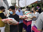 Peduli Sesama, PIK 2 dan Yayasan Buddha Tzu Chi salurkan sembako di Kosambi