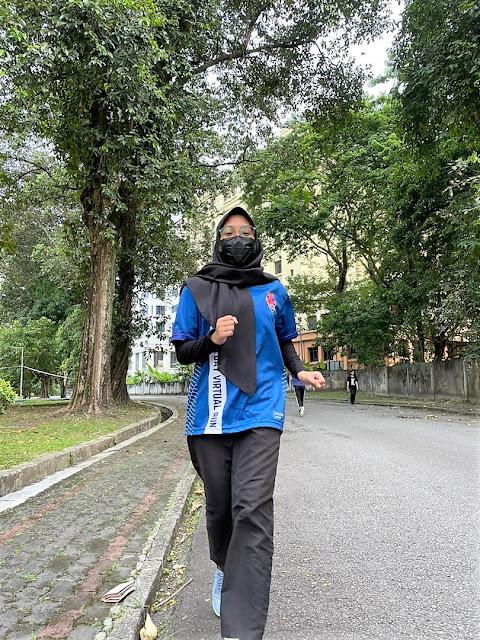 Universiti Kebangsaan Malaysia (UKM) menganjurkan Larian Maya Hari Hipertensi Sedunia bersama Herbalife Nutrition