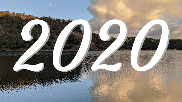 2020 banner reflections
