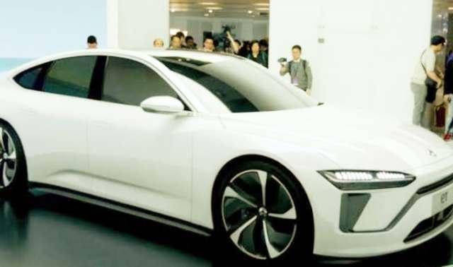 انواع السيارات الكهربائية الصينية