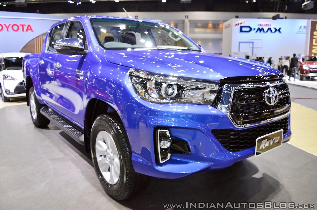 Dieciocho Ruedas Nueva Toyota Hilux 2019 Pronto En