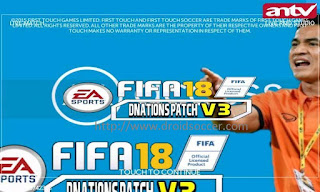 FTS DNATIONS by RMD PATCH v3 Apk + Data Obb