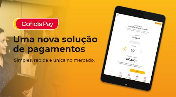 Cofidis lança nova solução de pagamentos