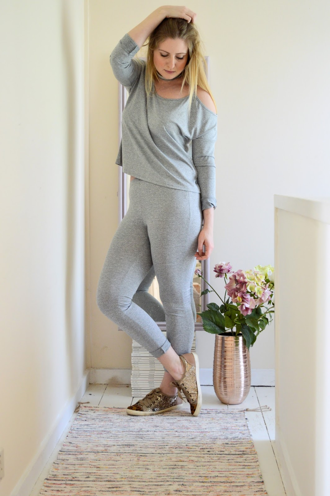 SheIn loungewear set, fashion bloggers, UK fashion blogs, Dalry Rose blog