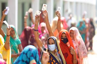 मल्हनी के नये विधायक को महिलाओं का मिला अधिक वोट, पुरूष रह गये पीछे | #NayaSaberaNetwork