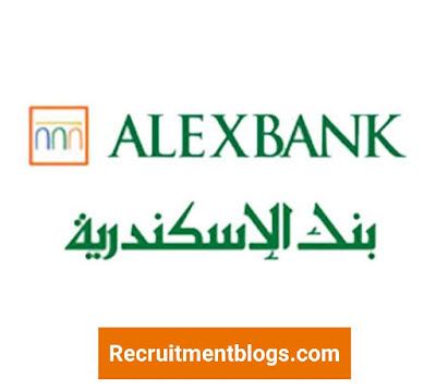 Senior Marketing Communication Officer At ALEXBANK