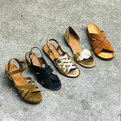 Sandales Rivecour Nouvelle collection