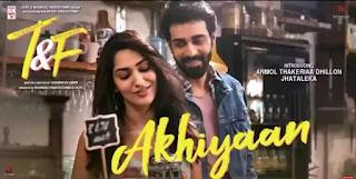 Akhiyaan Lyrics - Neha Kakkar | Tuesdays & Fridays