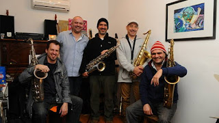 Cuatro vientos para soplar jazz en Buenos Aires - Argentina / stereojazz