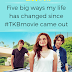 Writing Wednesdays: Five big ways my life has changed since #TKBmovie came out