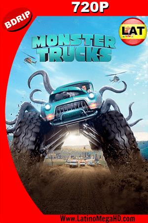 Monster Trucks (2017) Latino HD BDRip 720p ()