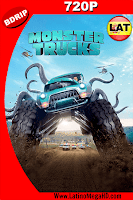 Monster Trucks (2017) Latino HD BDRip 720p - 2016