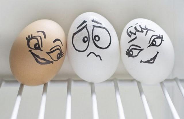 O ovo passou de vilão a  mocinho!