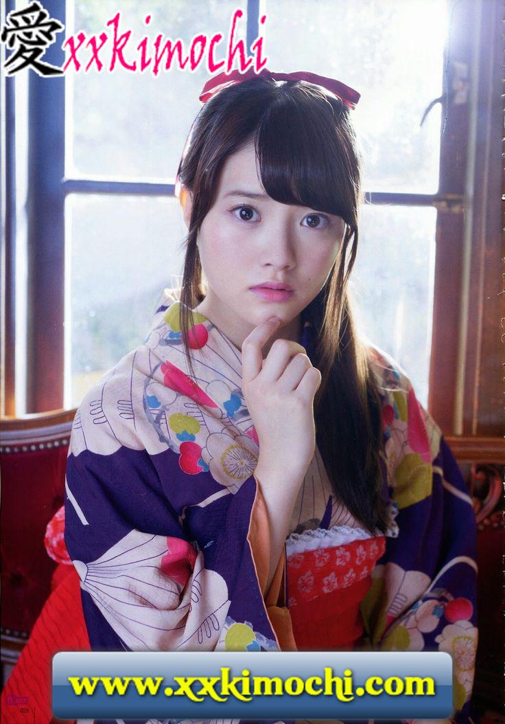 Foto Seksi dan hot model Kanon Kimoto 01