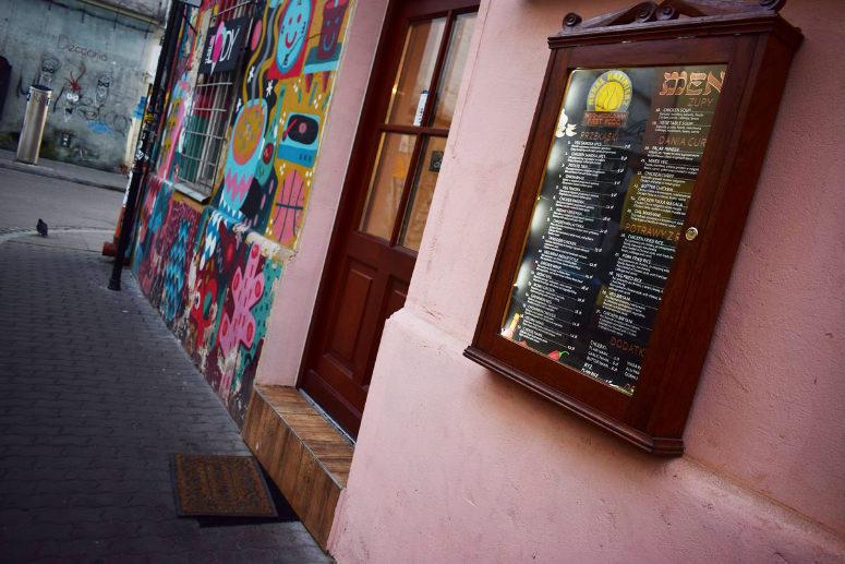 indyjski street food w Krakowie
