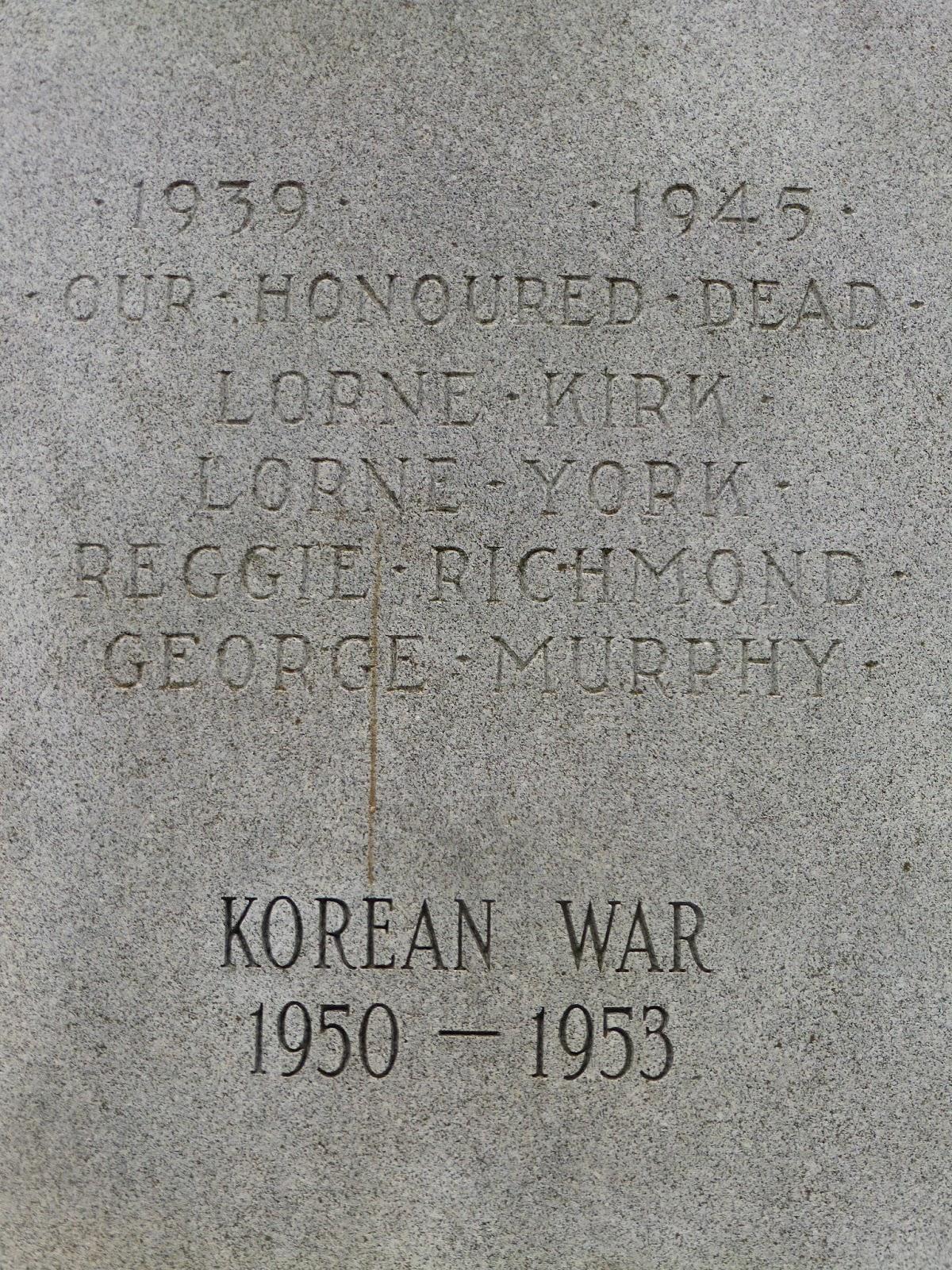 Ontario War Memorials