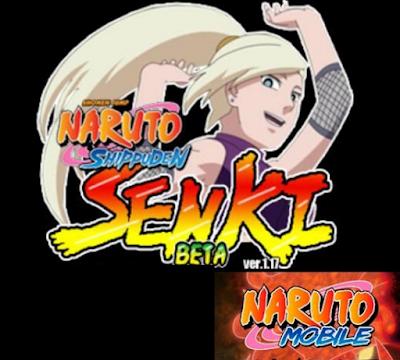 Naruto Senki Mod Naruto Mobile Fighter Apk Terbaru by Ferry