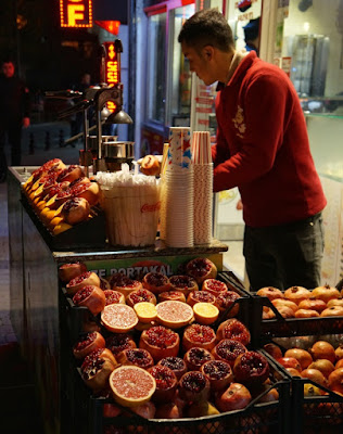 O que comer em Istambul