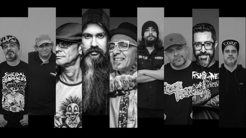 Conhecido por misturar ska, rock, groove e ritmos latinos, o Anjo dos Becos sempre trouxe para o universo da música, influências da cultura hip hop, do skate, do grafite e do circo.