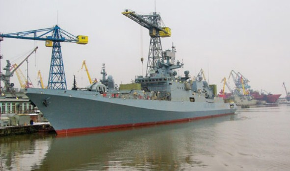 Rusia Dalam Pembicaraan Serius Dengan India Untuk Penjualan 3 Kapal Frigat Proyek 11.356