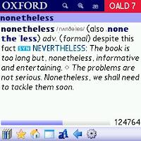 mobipocket OALD7