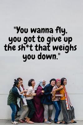Women Empowerment Quote image