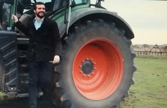 Rufian denuncia el desinterés de las derechas por el debate sobre las condiciones del sector agrario en el Congreso