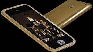 Goldstriker iPhone 3GS Supreme Ponsel Termahal Di Tahun 2020