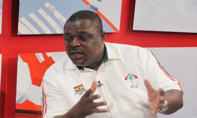 Koku Anyidoho arrested over Akufo-Addo coup comment Update [Watch Full Video]
