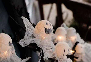 Decorate Halloween With LED Lights