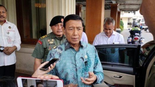Wiranto Sebut Mahasiswa yang Demo Aneh