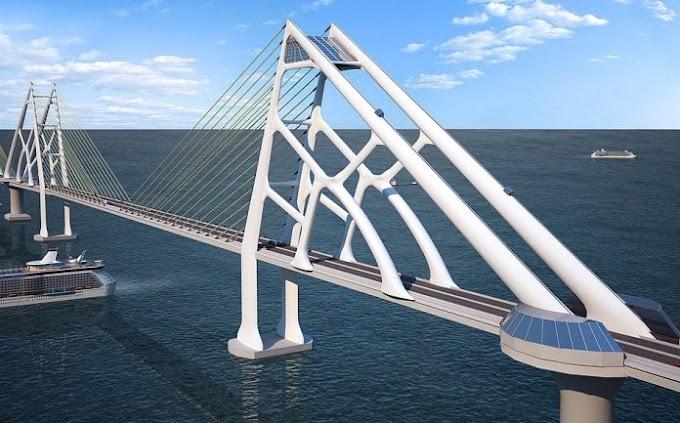Contrato de construção da Ponte Salvador-Itaparica é assinado pelo governador da Bahia