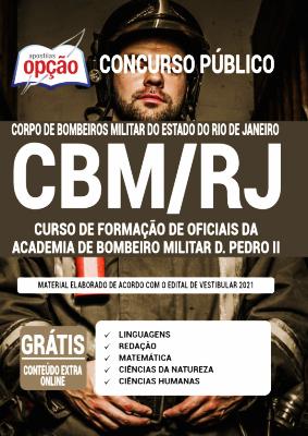 Apostila Concurso CBMERJ 2020 PDF Edital Online Inscrições