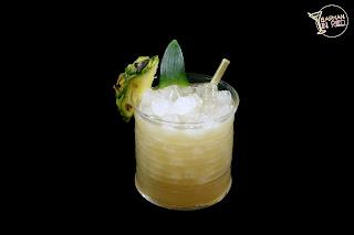 aroma tropical cocteles con ron