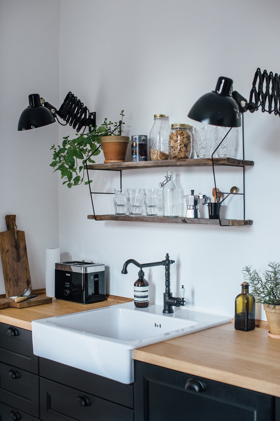 our food stories our new ikea kitchen in the countryside. Black Bedroom Furniture Sets. Home Design Ideas