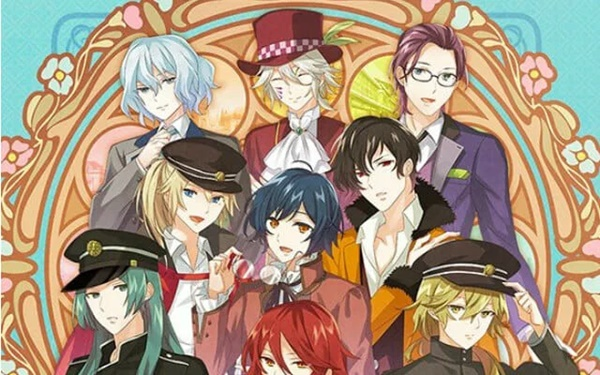anime genre reverse harem terbaik di dunia