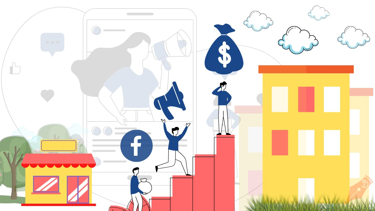 Create facebook page to boost business growth and revenue