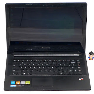 Laptop Design Lenovo AMD A8 Second Malang