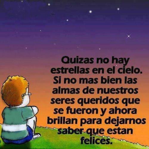 Frases Por Ti Quizás No Hay Estrellas En El Cielo S No Mas