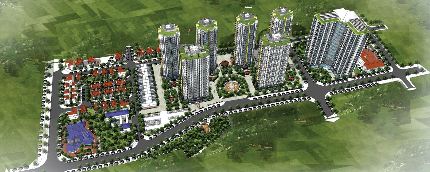 Chung cư Mipec City View