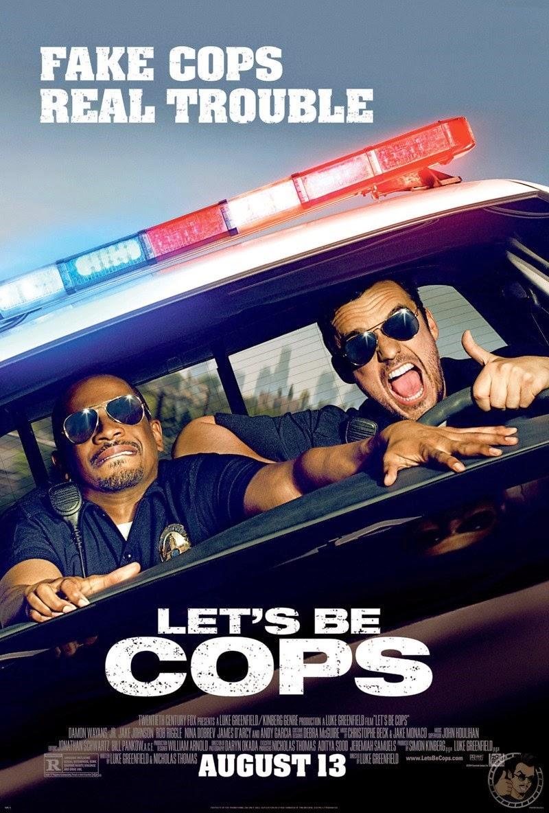 Lets Be Cops / Let's Be Cops 2014 Brrip ταινιες online seires xrysoi greek subs