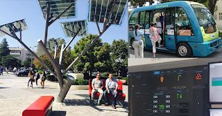 Τα Τρίκαλα είναι μπροστά: Ελεύθερο Wi-Fi, λεωφορεία χωρίς οδηγούς και ταχύτητες 5G